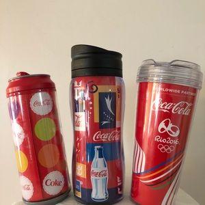 Fun  Coke tumblers